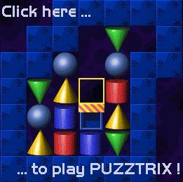 Screenshot vom Programm: PUZZTRIX